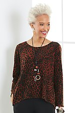 Hudson Top by Lisa Bayne  (Knit Top)