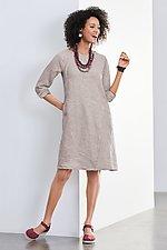 Striped Alturas Dress by Lisa Bayne  (Linen Dress)