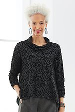 Margery Top by Lisa Bayne  (Knit Top)