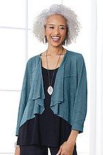 Avalon Cardi by Lisa Bayne  (Knit Sweater)