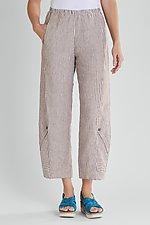 Crop Linen Ecole Pant by Lisa Bayne  (Linen Pant)