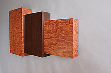 Tetris Jewelry Cabinet 4 by Adam Bentz (Wood Jewelry Cabinet)