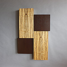 Tetris Jewelry Cabinet 1 by Adam Bentz (Wood Jewelry Cabinet)