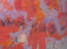 Seven Wonders No.7 by Niki Stearman (Acrylic & Pastel Painting)