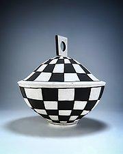 Ash Pot 4 by Eric Pilhofer (Ceramic Vessel)