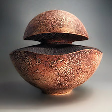 Ashes Jar No. 3 by Eric Pilhofer (Ceramic Vessel)