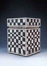 Medicine Box 3 by Eric Pilhofer (Ceramic Box)