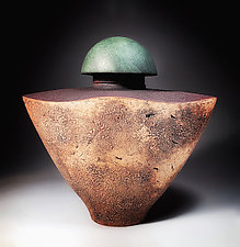Spirit Urn No. 2 by Eric Pilhofer (Ceramic Vessel)