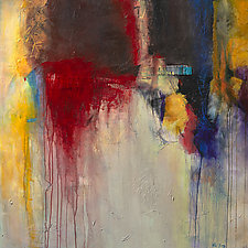 Still Defiant by Ava Young (Mixed-Media Painting)