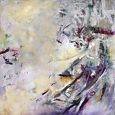 Defiant by Ava Young (Mixed-Media Painting)