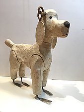 Poodleware by Tiffany Ownbey (Mixed-Media Sculpture)