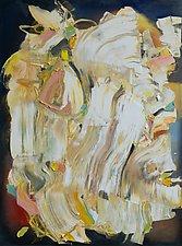 Arriving in Naples by Anne B Schwartz (Oil Painting)