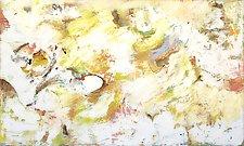 Wind on Via Krupp by Anne B Schwartz (Oil Painting)