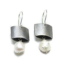 Jackie Earrings by Jackie Jordan (Silver & Stone Earrings)