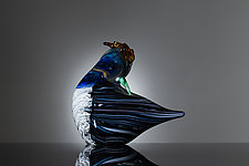 Eider by Martin Ehrensvard (Art Glass Sculpture)