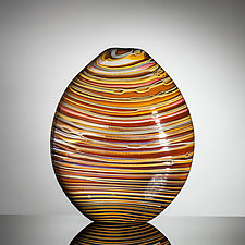 Sunset II by Martin Ehrensvard (Art Glass Sculpture)