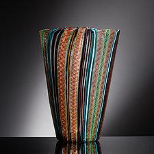 Ballotini Vase by Martin Ehrensvard (Art Glass Vase)