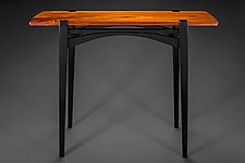 Bridge Series Console Table by Tony Casper (Wood Console Table)