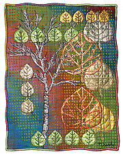 Naturals #12 by Michele Hardy (Fiber Wall Hanging)
