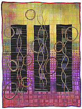 Directions 13 by Michele Hardy (Fiber Wall Hanging)