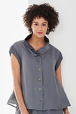 Marin Linen Top by Banana Blue (Linen Top)