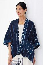 Gavana Kimono Jacket by 7Hands Design (Woven Jacket)