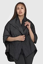 Furrow Jacket by Susan Otterson (Silk Jacket)