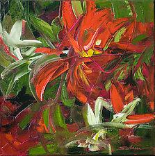 Joy IV by Karen Scharer (Oil Painting)