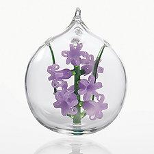 Hyacinth by Dan Albrecht (Art Glass Ornament)
