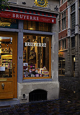 Chocolate in Brussels by Steven Kozar (Giclee Print)