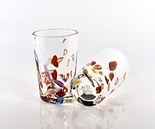 Hot Party Cup by Peter Stucky and Dana Rottler (Art Glass Drinkware)