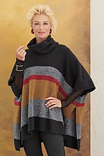 Acadia Poncho by Crea Concept (Knit Sweater)
