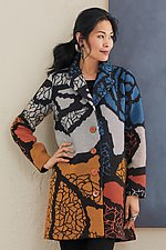 Dahlia Coat by Ivko (Wool Coat)