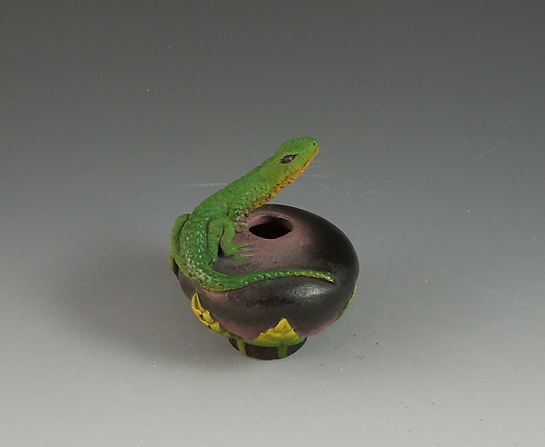 Miniature Lizard Bowl