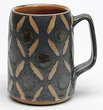 Medium Mug by Peter Karner (Ceramic Mug)