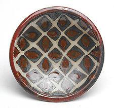 Dipping Bowl 1 by Peter Karner (Ceramic Bowl)