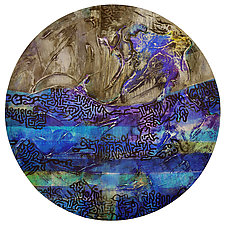 Ocean by Chin Yuen (Acrylic Painting)