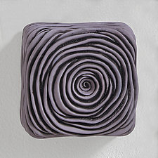Textured Wall Boxes by Rachelle Miller (Ceramic Wall Sculpture)