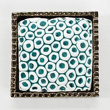 Garden Wall Boxes by Rachelle Miller (Ceramic Wall Sculpture)