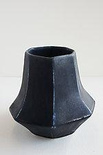Lantern Vase by Lauren Herzak-Bauman (Ceramic Vase)