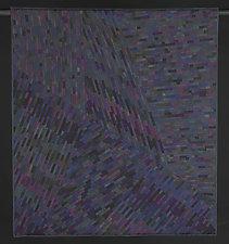 Dark Matter by Judith Larzelere (Fiber Wall Hanging)