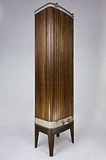 Dwell Series No.7 by Ted Lott (Wood Cabinet)