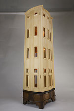 Dwell Series No.5 by Ted Lott (Wood Cabinet)