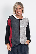 Mudge Sweater by Red Threads (Knit Sweater)