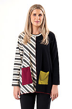 Carranza Tunic by Red Threads (Knit Tunic)