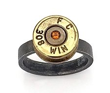 Peace Fire FC 308 Win by Alexan Cerna and Gina  Tackett (Silver & Brass Ring)