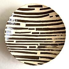 Basic Platter by Catherine Satterlee (Ceramic Wall Platter)