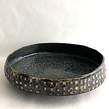 Benesse Bowl by Catherine Satterlee (Ceramic Bowl)