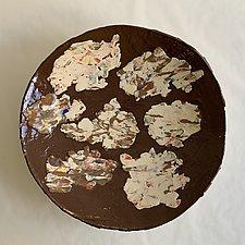 Veronika Plate by Catherine Satterlee (Ceramic Platter)