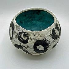 Circle Around by Meg Dickerson (Ceramic Bowl)